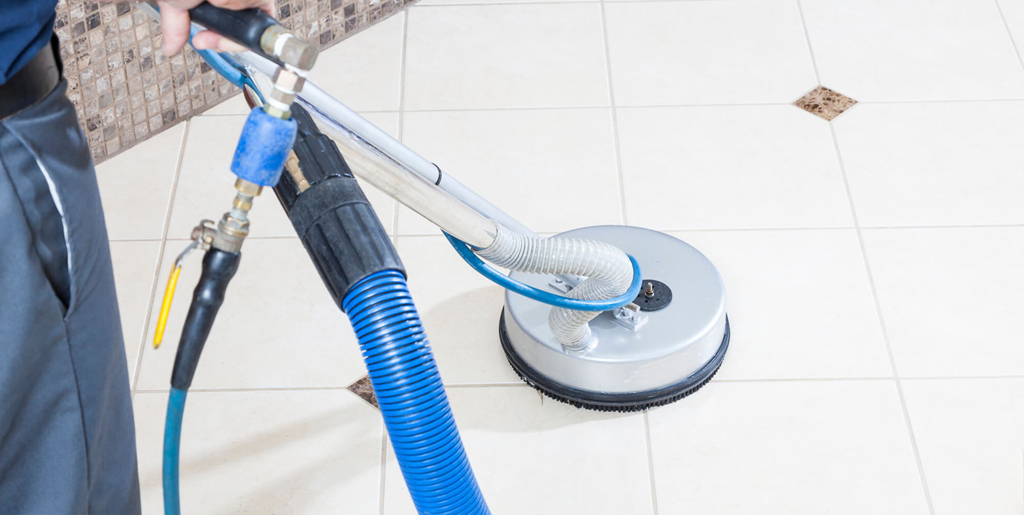 Residential Tile & Grout Cleaning London