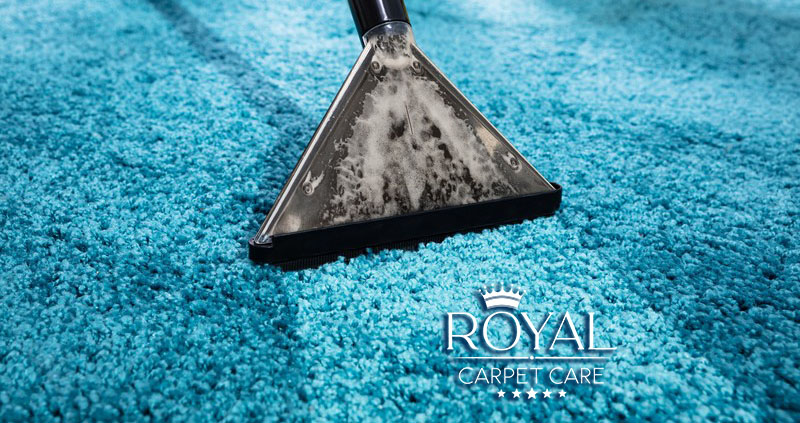 Carpet Cleaning Process In London